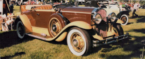 1931 Buick Roadster