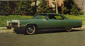 1966 Cadillac Fleetwood Eldorado Convertible